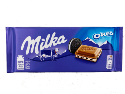 Milka Oreo Bar 3.5oz