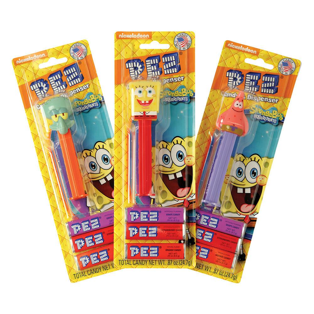 Pez - Spongebob