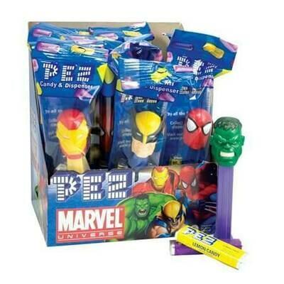 PEZ - Marvel Heros