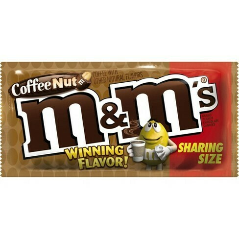 M&Ms - Coffee Nut, Share Size