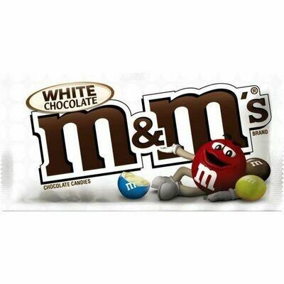 M&Ms - White Chocolate