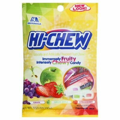 Hi Chew - Fruit Chew Bag, Original Mix