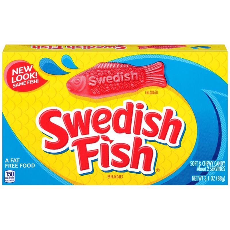 Swedish Fish - Original Theater
