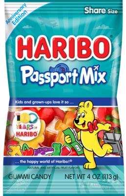 Haribo - Passport Mix