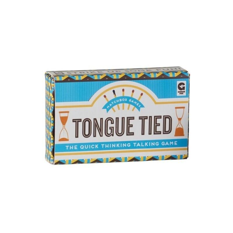 Matchbox Trivia - Tongue-Tied