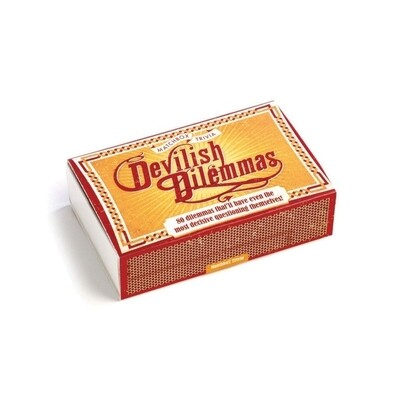Matchbox Trivia - Devilish Dilemmas