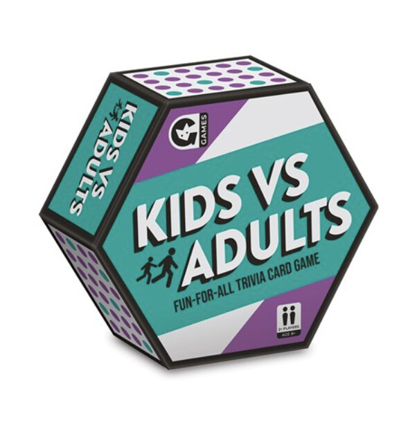 Hexagon Games - Kids vs Adults