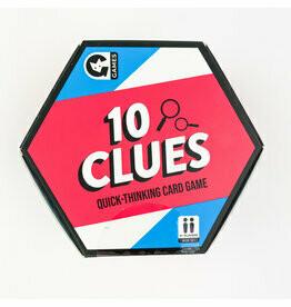 Hexagon Games - 10 Clues