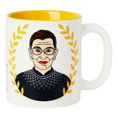 Mug - Supreme Ruth RBG