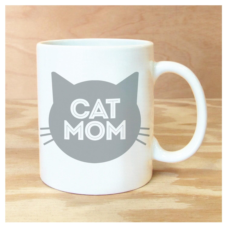 Mug - Cat Mom