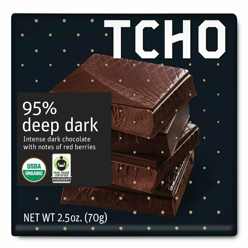 TCHO - 95% Deep Dark