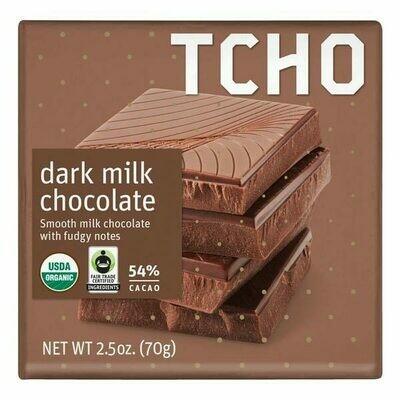 TCHO - Dark Milk Chocolate