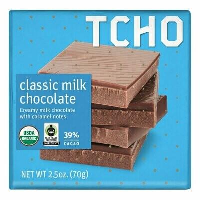 TCHO - Classic Milk Chocolate