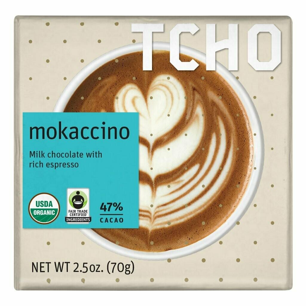 TCHO - Mokaccino