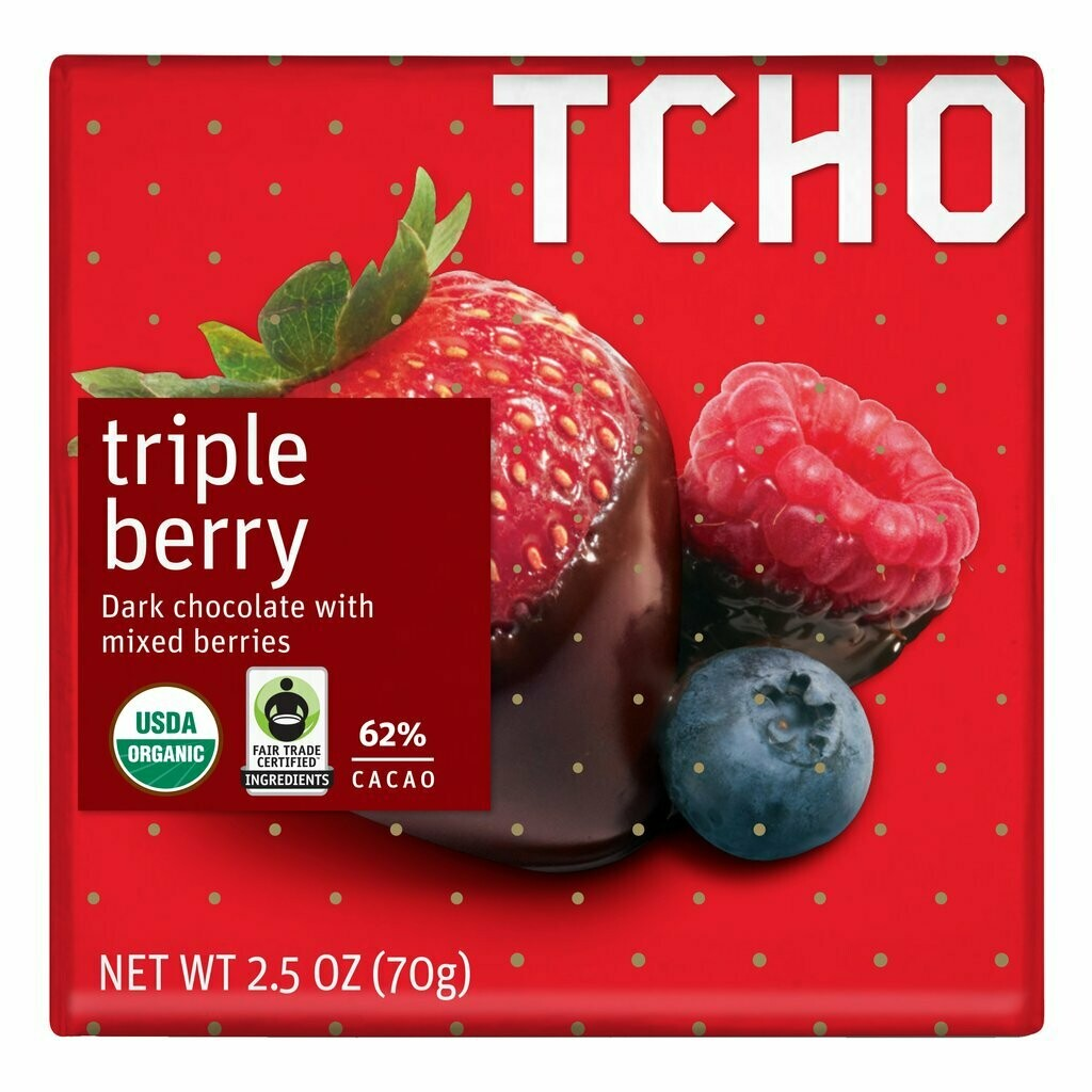 TCHO - Triple Berry