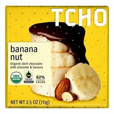 TCHO - Banana Nut