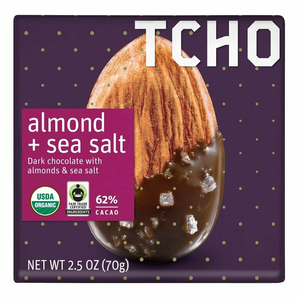 TCHO - Almond Sea Salt