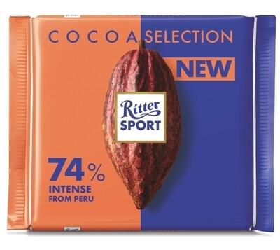 Ritter Sport - Intense 74% Cocoa