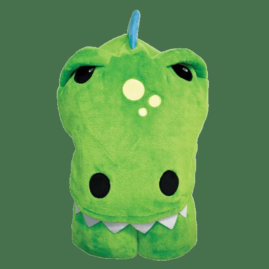Hooded Blanket - Dino