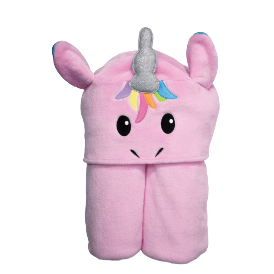 Hooded Blanket - Unicorn