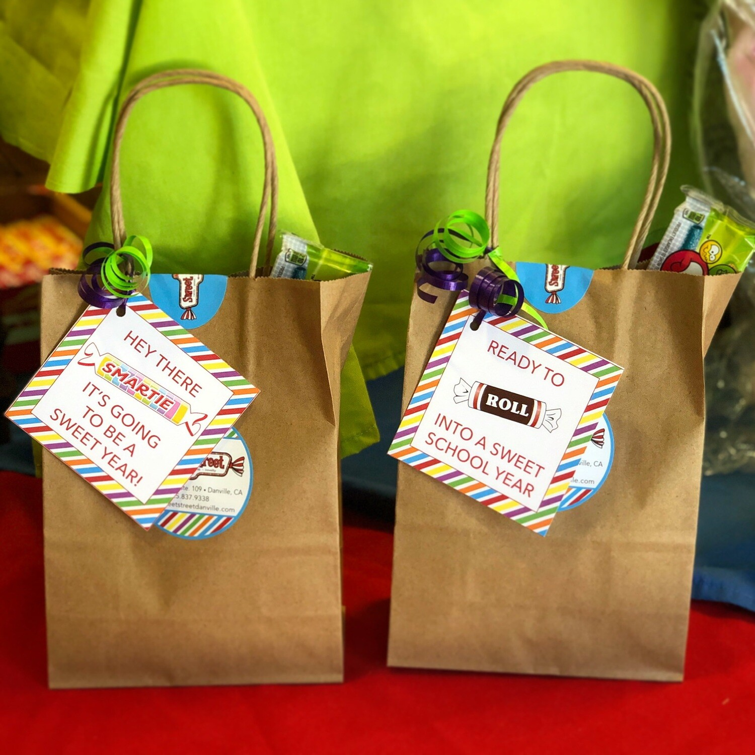 Back to School Mystery Bag