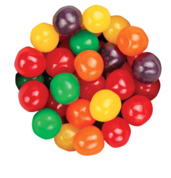 Assorted Sours -- 1/2 Pound