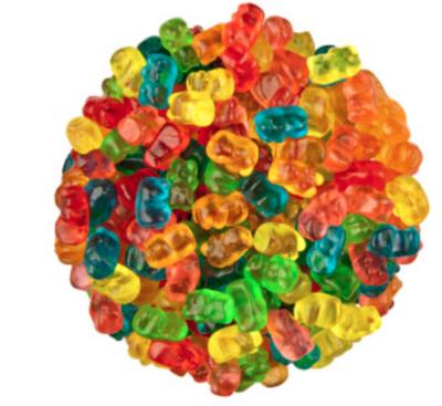 Mini Gummy Bear -- 1/4 pound