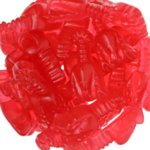 Gummy Lobster -- 1/4 pound