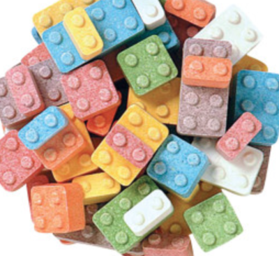 Candy Blox -- 1/4 pound
