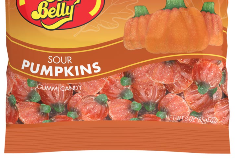 Jelly Belly - Sour Pumpkins