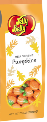 Jelly Belly - Mellocreme Pumpkin Gift Bag