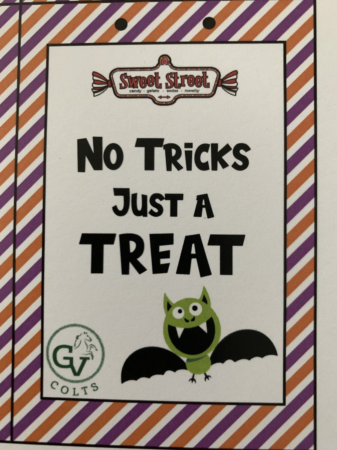 Green Valley Halloween Mystery Bags
