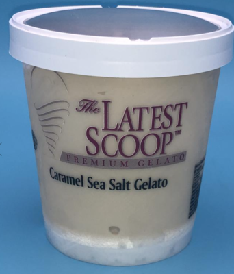Pre-Packed To-Go Pint - Sea Salt Caramel