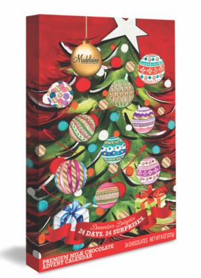 Madelaine Tree Advent Calendar