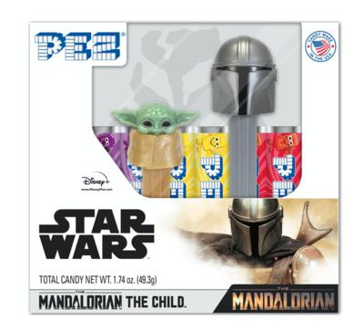 Pez - Mandalorian Gift Set