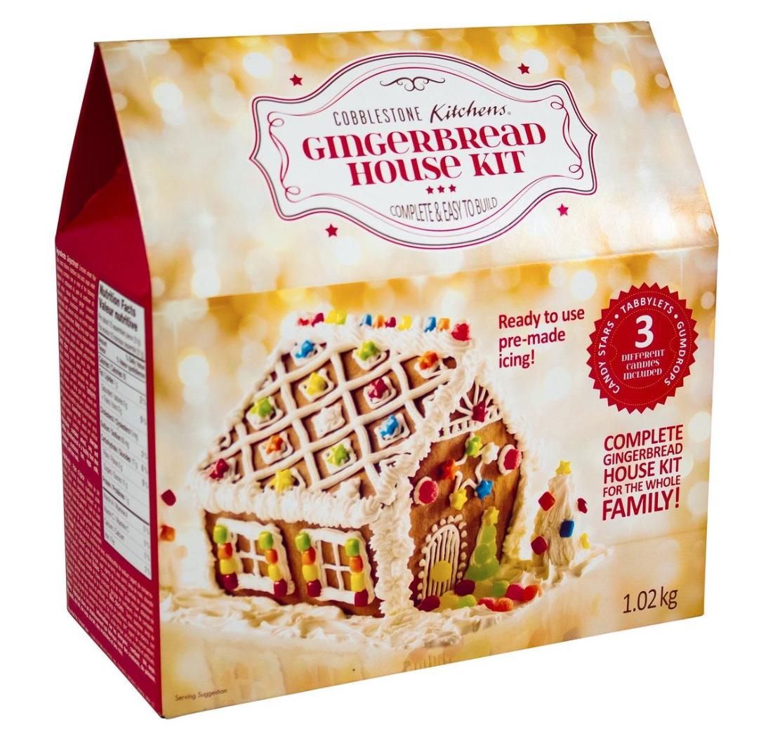 Bee - Alpine Gingerbread House Kit