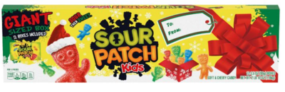 Sour Patch Giant Holiday