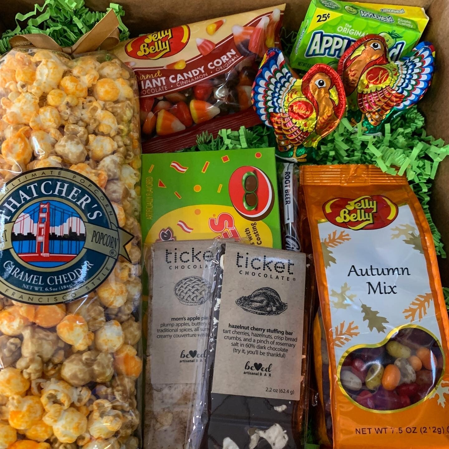 Sweet Street Thanksgiving Care Package
