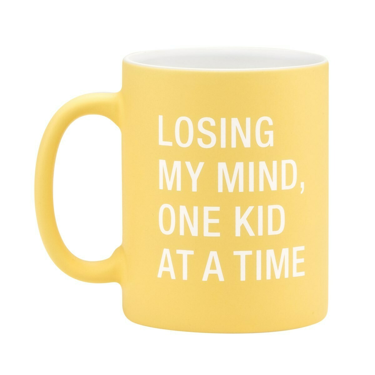 Mug - Losing My Mind One Kid at a Time