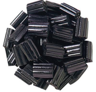 Sweet Australian Black Licorice Bites