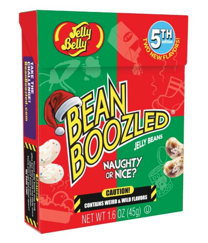 Bean Boozled - Naughty or Nice flip top