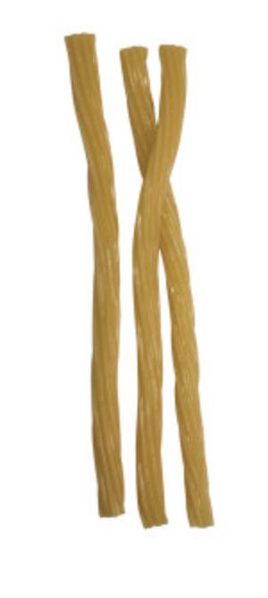 Colored Licorice Twists -- 1/2 lb