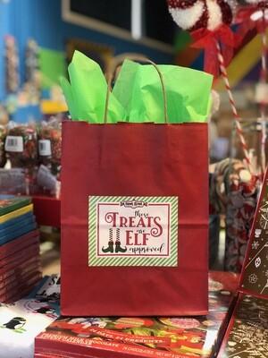 Sweet Street Christmas Candy Gram
