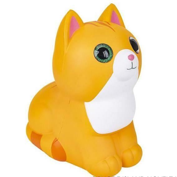 Jumbo Squish - Sparkle Eye Cat 10