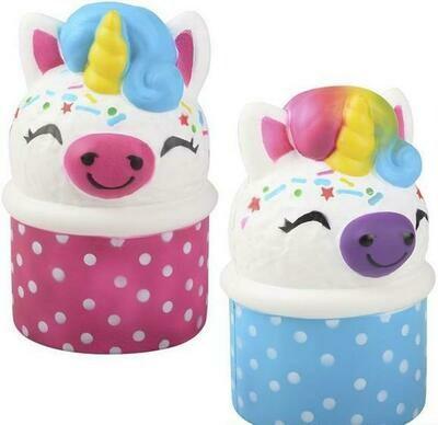 Jumbo Squish - Unicorn Ice Cream Scoop 10