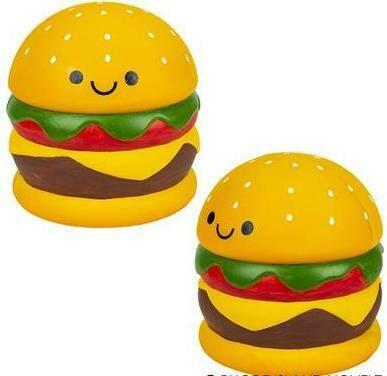 Jumbo Squish - Cheeseburger, 9.5