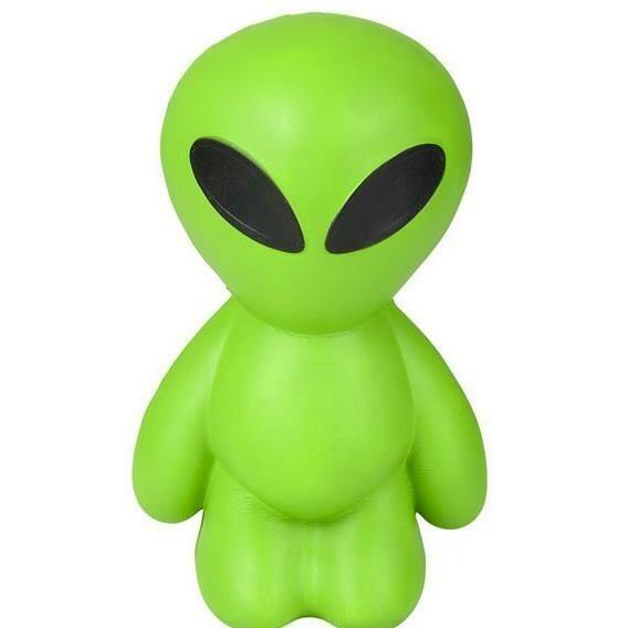 Jumbo Squish - Alien 11