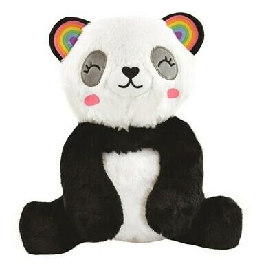 Panda Furry Stuffed Animal