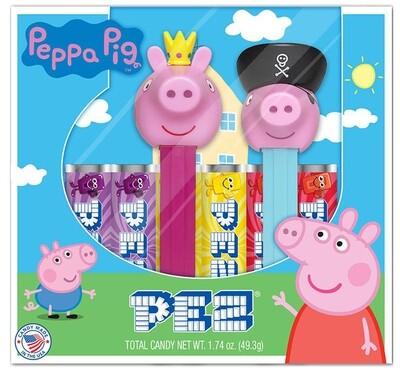 Pez - Peppa Pig, twin gift pack