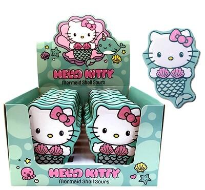 Boston America - Hello Kitty Mermaid Shell Sours